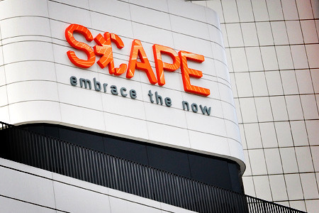 *scape sign