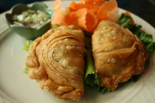 Jandara - Curry Puffs