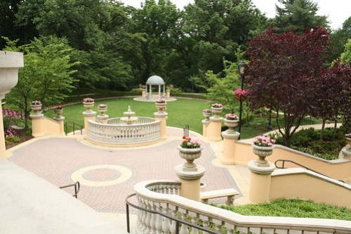 Omni Shoreham - The Garden