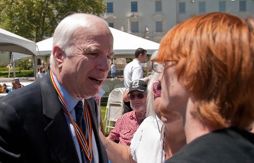 Joe and John McCain