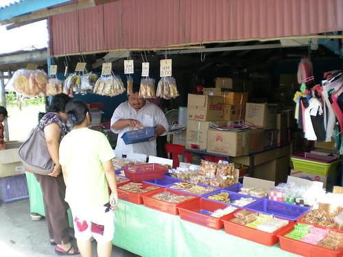 Kampong Nangka stall