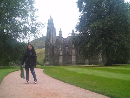 20090918 Edinburgh 12 Palace of Holyrood House & Holyrood Abbey 05