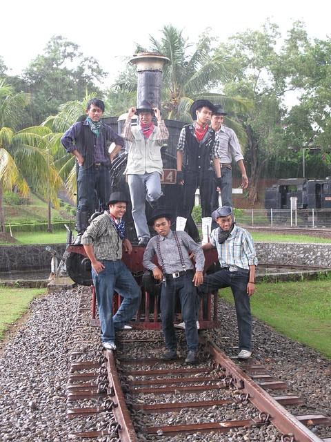 In Java gibt es auch keine echten Cowboys