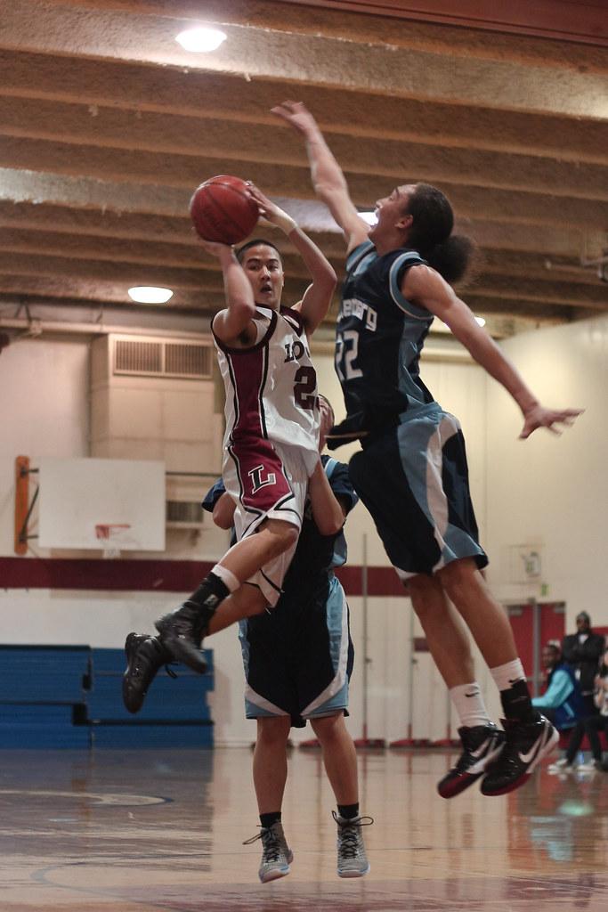Basketball against Wallenburg (5 of 6)