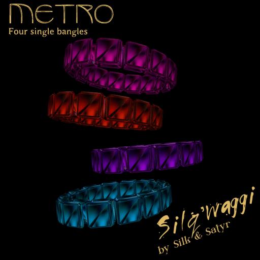 Metro by Silq'waggi