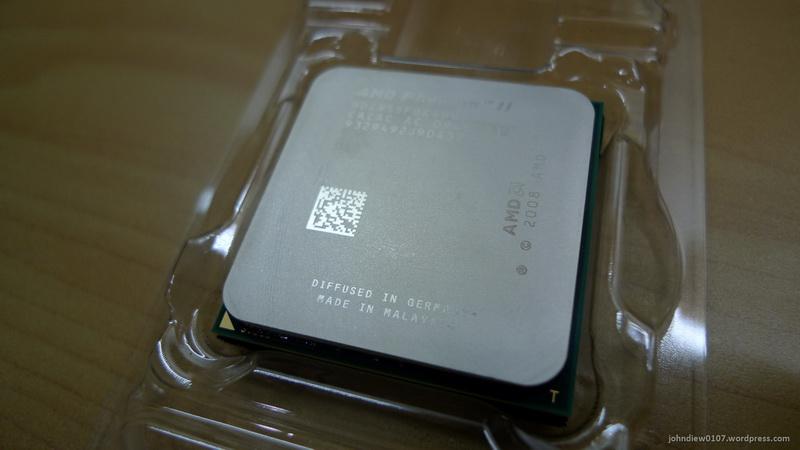 AMD Phenom II x4 955 BE - 06