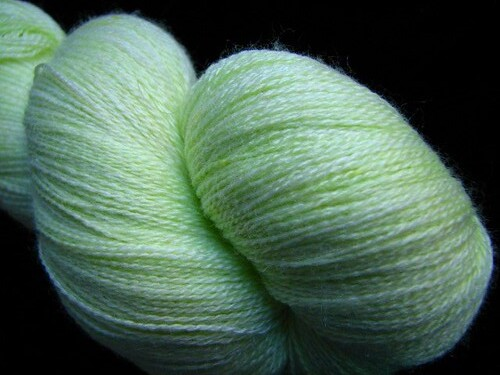 Celery - Zephyr Lace Yarn