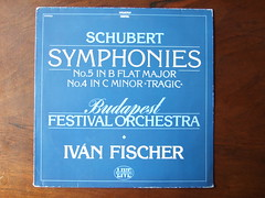 Schubert - Symphony No.4 & No.5 - Budapest Fes...