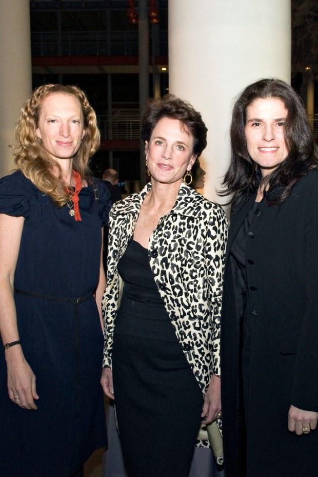 Monica Zwirner, Nancy Novogrod, Lucy Wallace Eustice