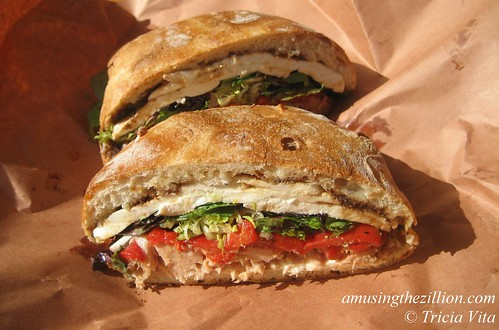 Brooklyn Bread's Yummy Tuna Bella Comes to Coney Island! Photo © Tricia Vita//me-myself-i via flickr