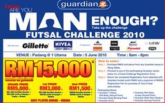 Guardian Futsal Challenge 2010
