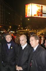10.05.31  Macri, Rodríguez Larreta y Santilli ...