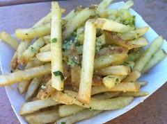Garlic Fries - Joe's Farm Grill