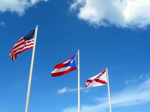 tres banderas (354/365)