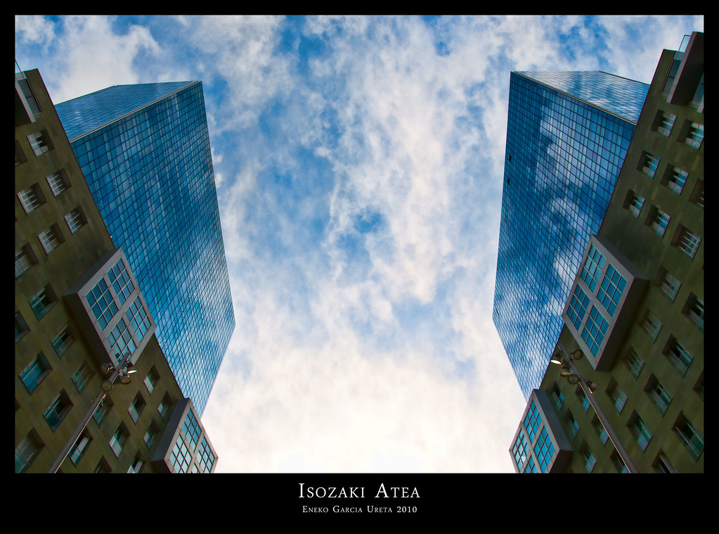 ISOZAKI ATEA