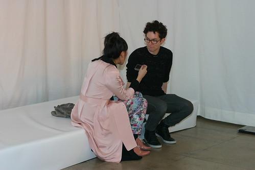 Designer Jeremy Laing