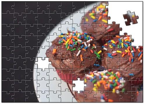 cupcake puzzle week27