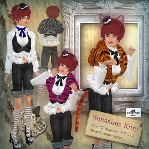 Simasima Kitty