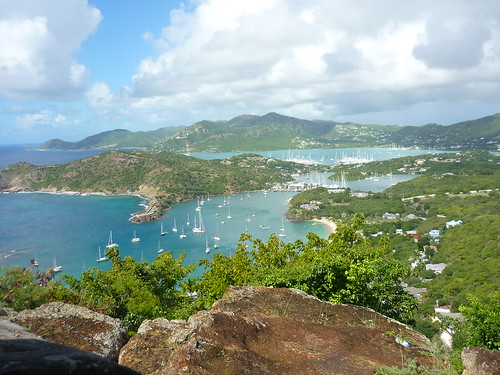 View from Shirley's Heights, Antigua