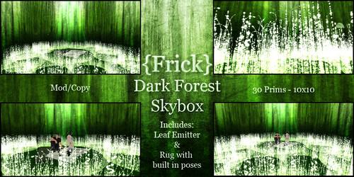 Frick - Dark Forest Skybox