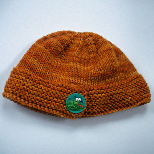 Beanie for my Nephew (1)