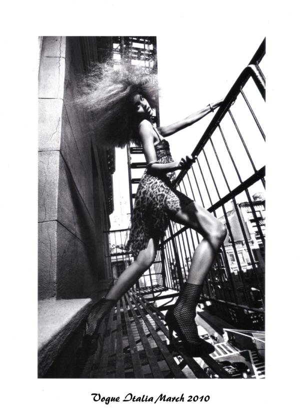 Vogue Italia March 2010 1