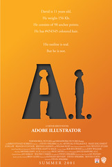 Adobe Illustrator vs Artificial Intelligence