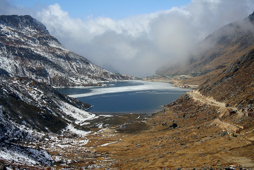 Tsongmo lake, Sikkim