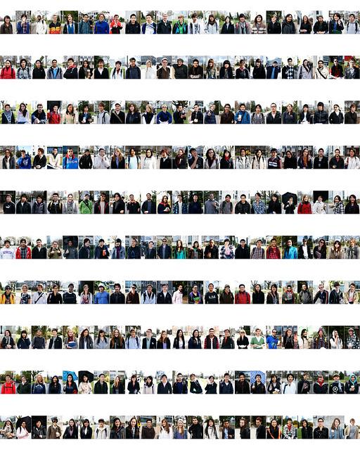 UBC Portraits: March 2010