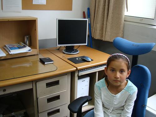 Im Lehrerzimmer