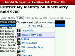 Flickr on OperaMini for BlackBerry