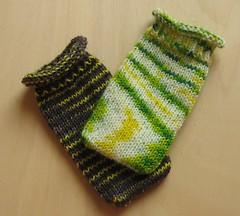 Adventskalender Handysocken