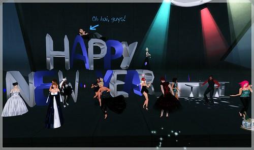 New Year's Eve Eve - Hi guys!