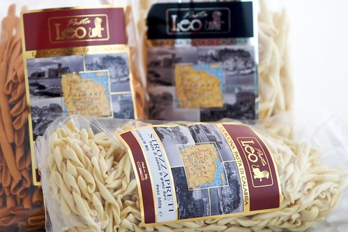 Etichette pasta Leo 2