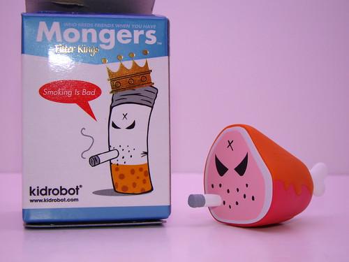 mongers filter kings mr. terwilliger