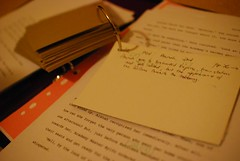 DAY - {Project 365} : Working on the Novel
