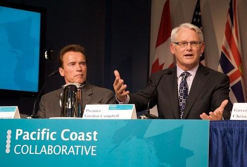 Pacific Coast Collaborative Press Conference