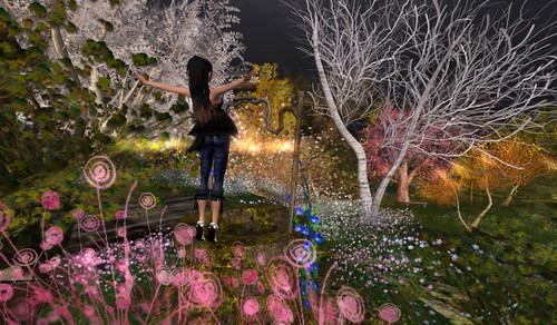 Alirium Gardens 2 -by Jenilia Congrejo