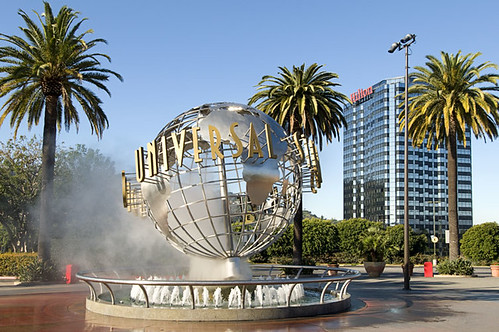 Globe at CityWalk Los Angeles