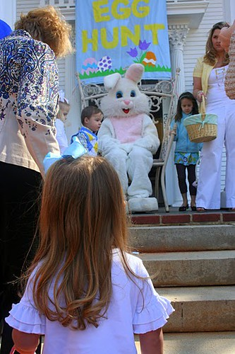 Beatrice Focus' on the Easter Bunny by you.
