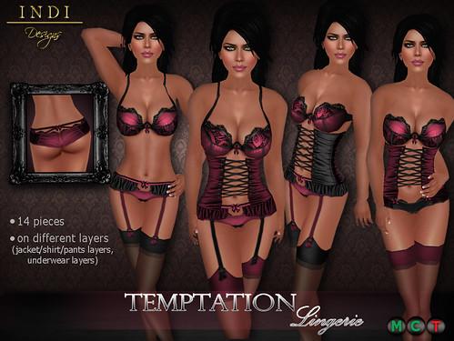 Temptation-burgundy