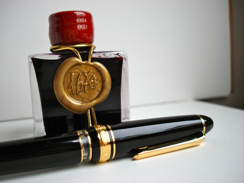 New Realo and J. Herbin Anniversary ink