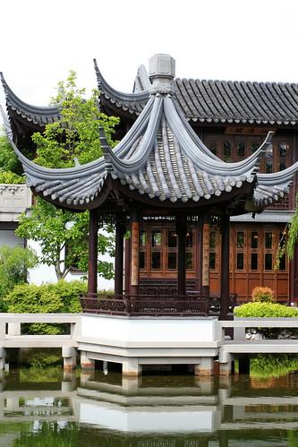 portland lan su chinese garden