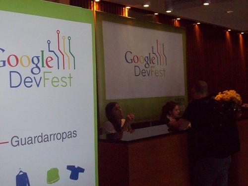Google DevFest 2010
