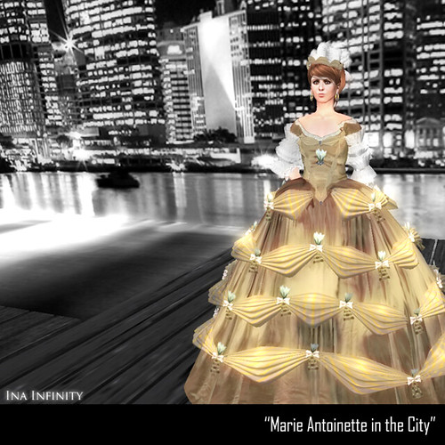 inai marie antoinette in the city