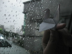 Listen to the rythm of the falling rain
