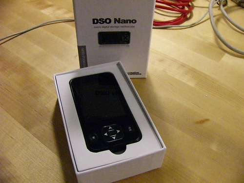 DSO Nano packaging