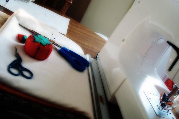 snowed-in sewing weekend