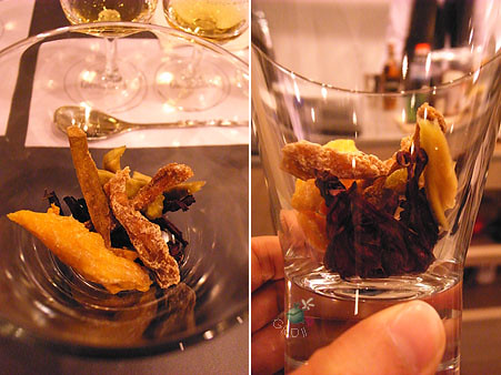 Glenfiddich 15年 Hot Whisky Punch調酒