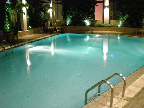 Melia KL swimming pool